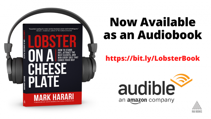 Lobster audio Twitter